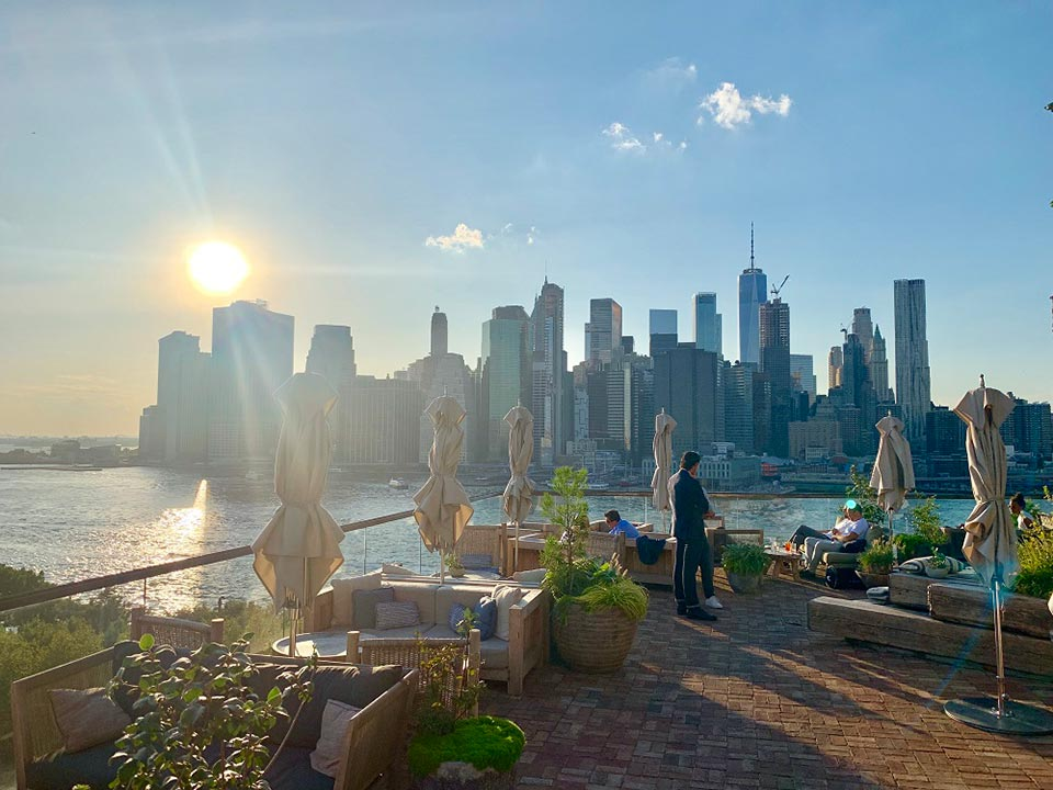 Top 10 rooftop bars in the world - by The Rooftop Guide