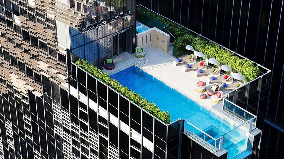 The 5 Best Rooftop Pools At Hotels In Hong Kong 2020 Update