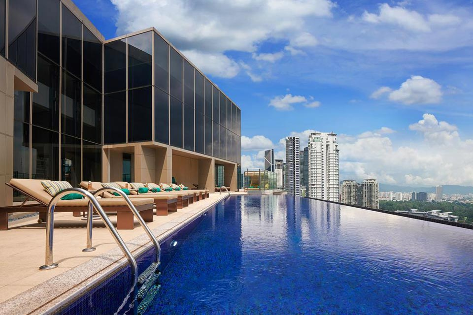 9 Best Rooftop Pools At Hotels In Kuala Lumpur 2021 Update