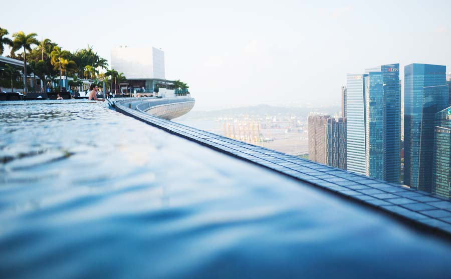 The 5 Best Rooftop Pools At Hotels In Singapore 2019 Update