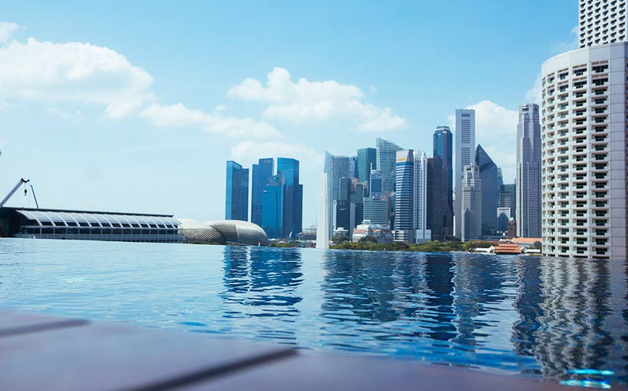 The 5 Best Rooftop Pools at hotels in Singapore (2019 UPDATE)