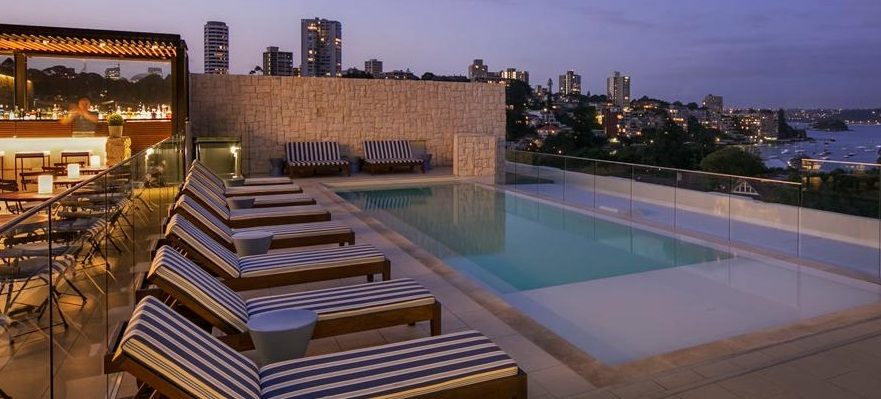 The 5 Best Rooftop Pools Sydney [2019 UPDATE]